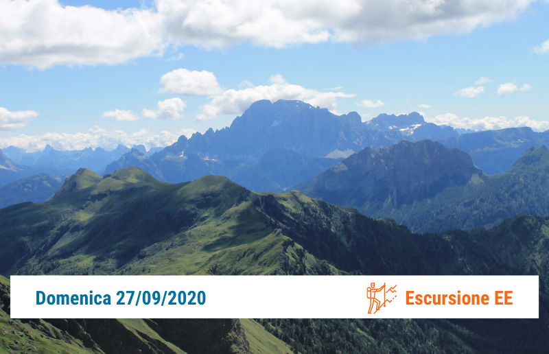 Escursione Dolomiti di Zoldo
