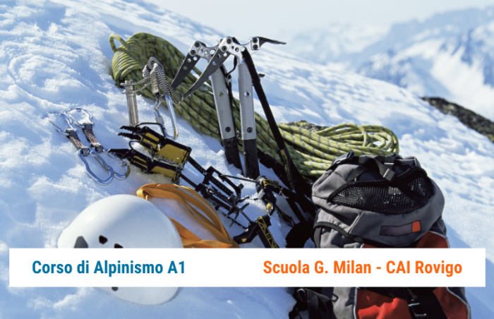 35° Corso Alpinismo
